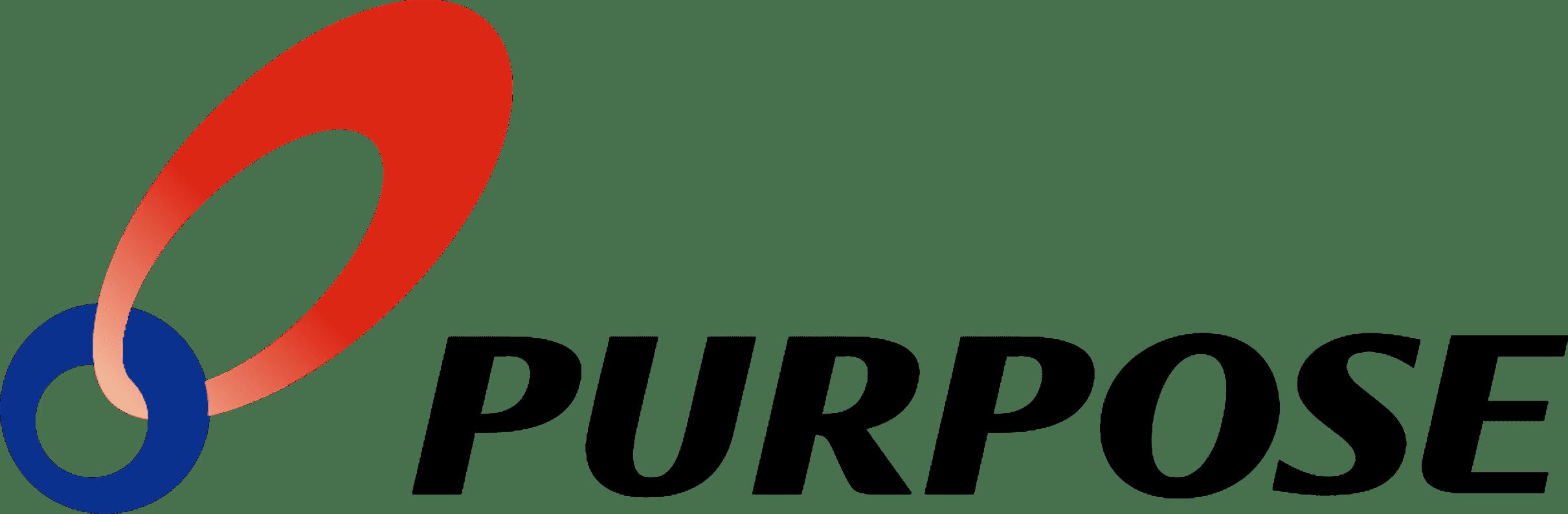 パーパス ロゴ
