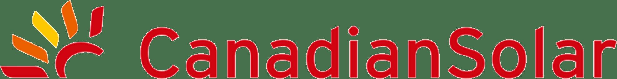 カナディアンソーラー ロゴ