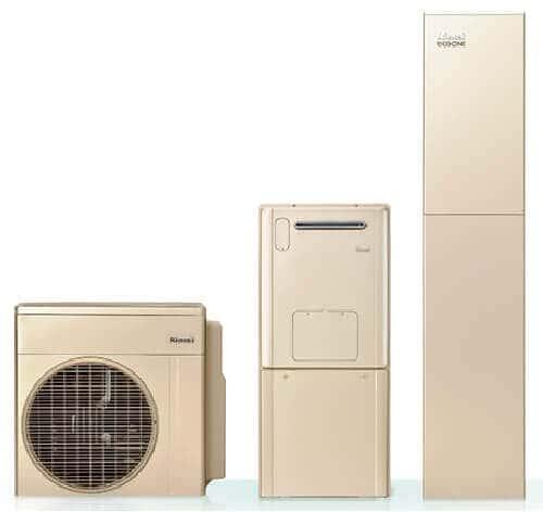 ECO ONE エコワン ダブルハイブリッド給湯・暖房システム 分離タイプ100L