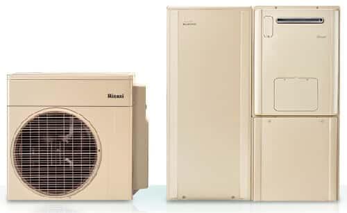 ECO ONE エコワン ダブルハイブリッド給湯・暖房システム 分離タイプ50L